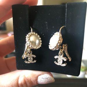 NWT Chanel Earrings